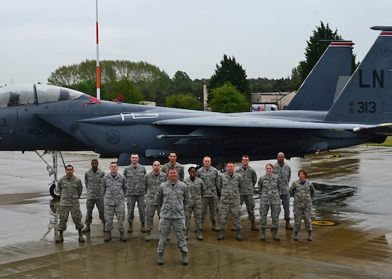 As the only F-15 base in Europe, and the only F-15E base outside of the CONUS, the 48th Fighter Wing's role is extremely versatile.