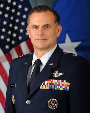 Brig Gen Robert Spalding official bio