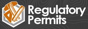 Button, Regulatory Permits