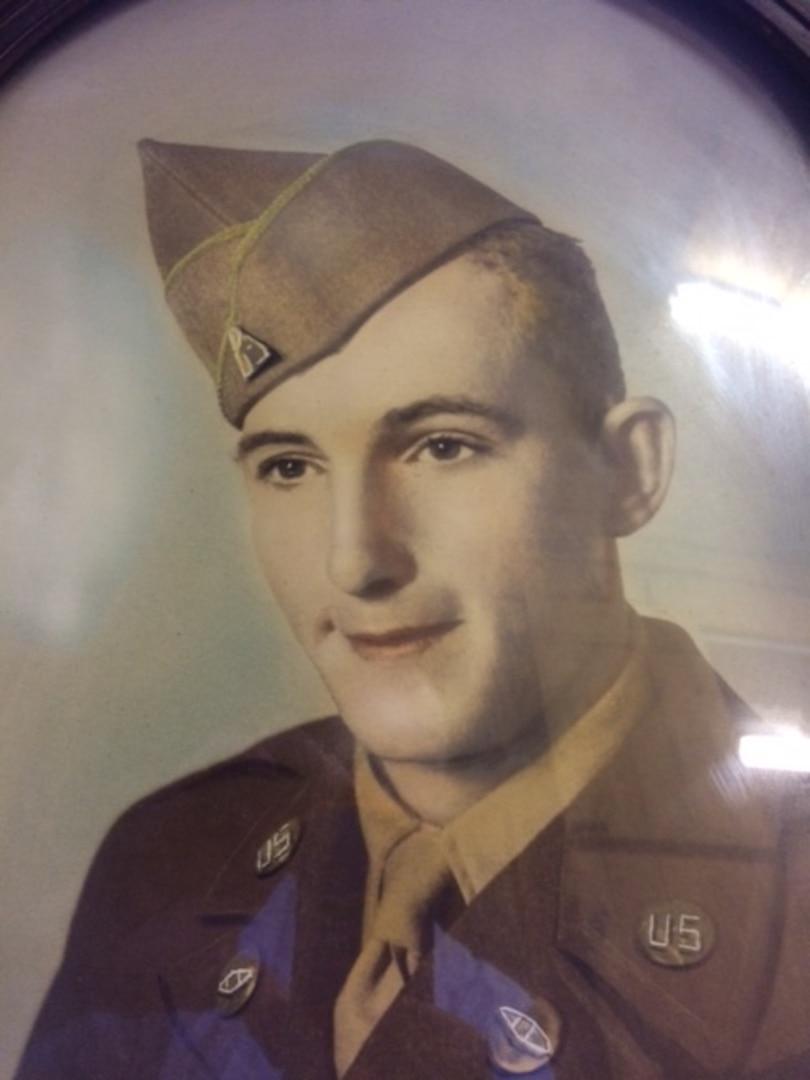 Sgt. James E. Martin