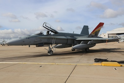 Exercise PUMA STRIKE: Royal Canadian Air Force conducts training aboar