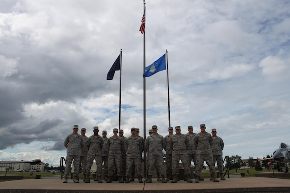 372nd Training Squadron, Detachment 14 is located at Joint Base Elmendorf-Richardson in north Anchorage Alaska and provides formal advanced skills training to the Airman of the 3rd Wing primarily for the fifth generation F-22 Fighter.