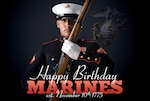 From the halls of McNamara, Happy Birthday to the Marine Corps!