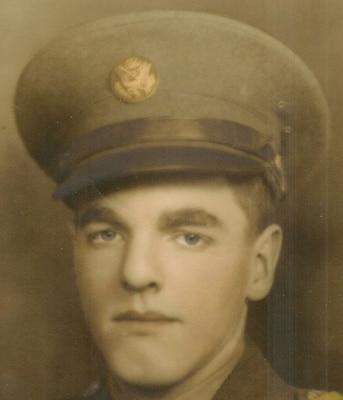 Pfc. Wilbur C. Mattern