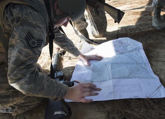 Joint Base Charleston Conducts Local Combat Skills