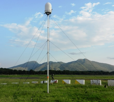 Portable Doppler Radar – AN/TMS-2