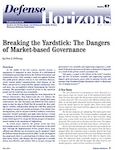 Breaking the Yardstick: The Dangers of Market-based Governance