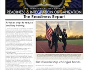 The Readiness Report is the monthly newsletter for Air Force Individual Mobilization Augmentees.