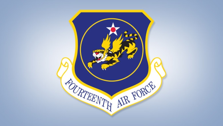 14th Air Force patch (U.S. Air Force graphic)