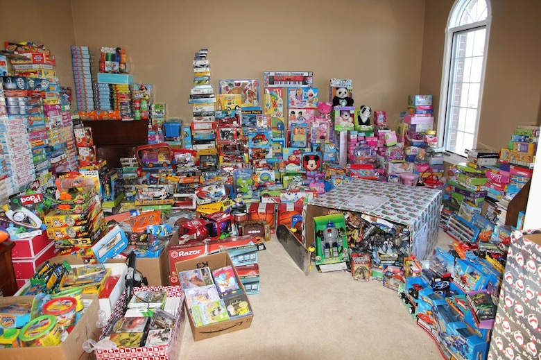 The local Air Force Sergeants Association chapter is collecting holiday gifts for patients at the University of New Mexico Children's Hospital. The toy drive runs through Nov. 30. AFSA needs gifts for kids from infants to age 18. For questions or to arrange toy drop-off, contact Staff Sgt. Kevin Delong at kevin.delong@us.af.mil.