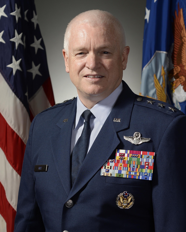 LIEUTENANT GENERAL L. SCOTT RICE
