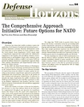 The Comprehensive Approach Initiative: Future Options for NATO