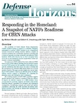 Responding in the Homeland: A Snapshot of NATO's Readiness for CBRN Attacks