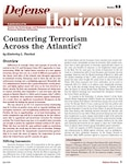 Countering Terrorism Across the Atlantic?
