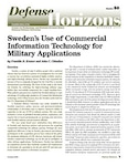 Sweden's Use of Commercial Information Technology for Military Applications