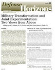 Military Transformation and Joint Experimentation: Two Views from Above