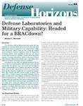 Defense Laboratories and Military Capability: Headed for a BRACdown