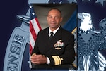 Rear Adm. Vincent Griffith is the director of DLA Logistics Operations.