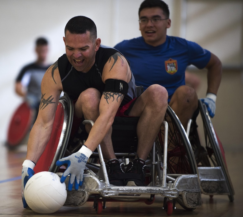 Warrior Care Week Aids Rehab Of Wounded Gt Joint Base