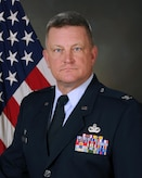 Col. Kent Hansen, 419th Mission Support Group commander