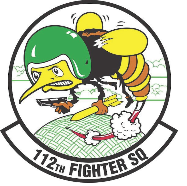 112th Fighter Squadron Emblem