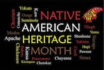 Native American Heritage Month is celebrated each year in November.