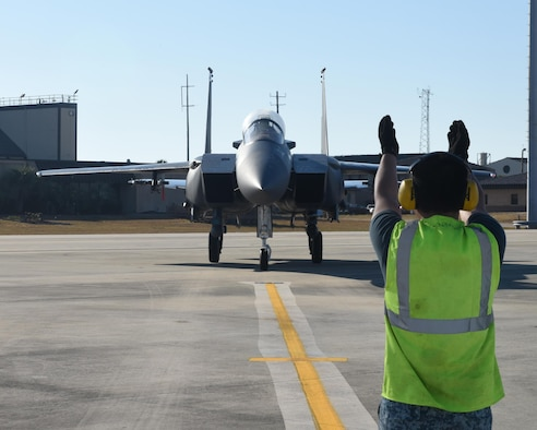singapore air force visits tyndall afb for weapons