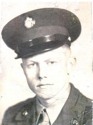 Cpl. Vernon D. Presswood