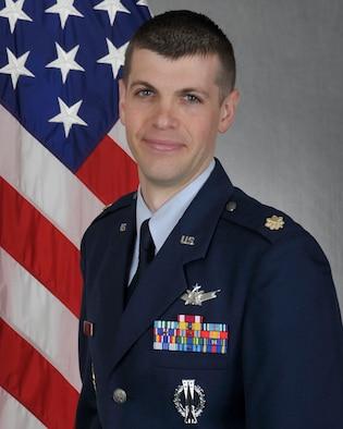 Maj. Joshua Lane, 47th Flying Training Wing wing inspections director.