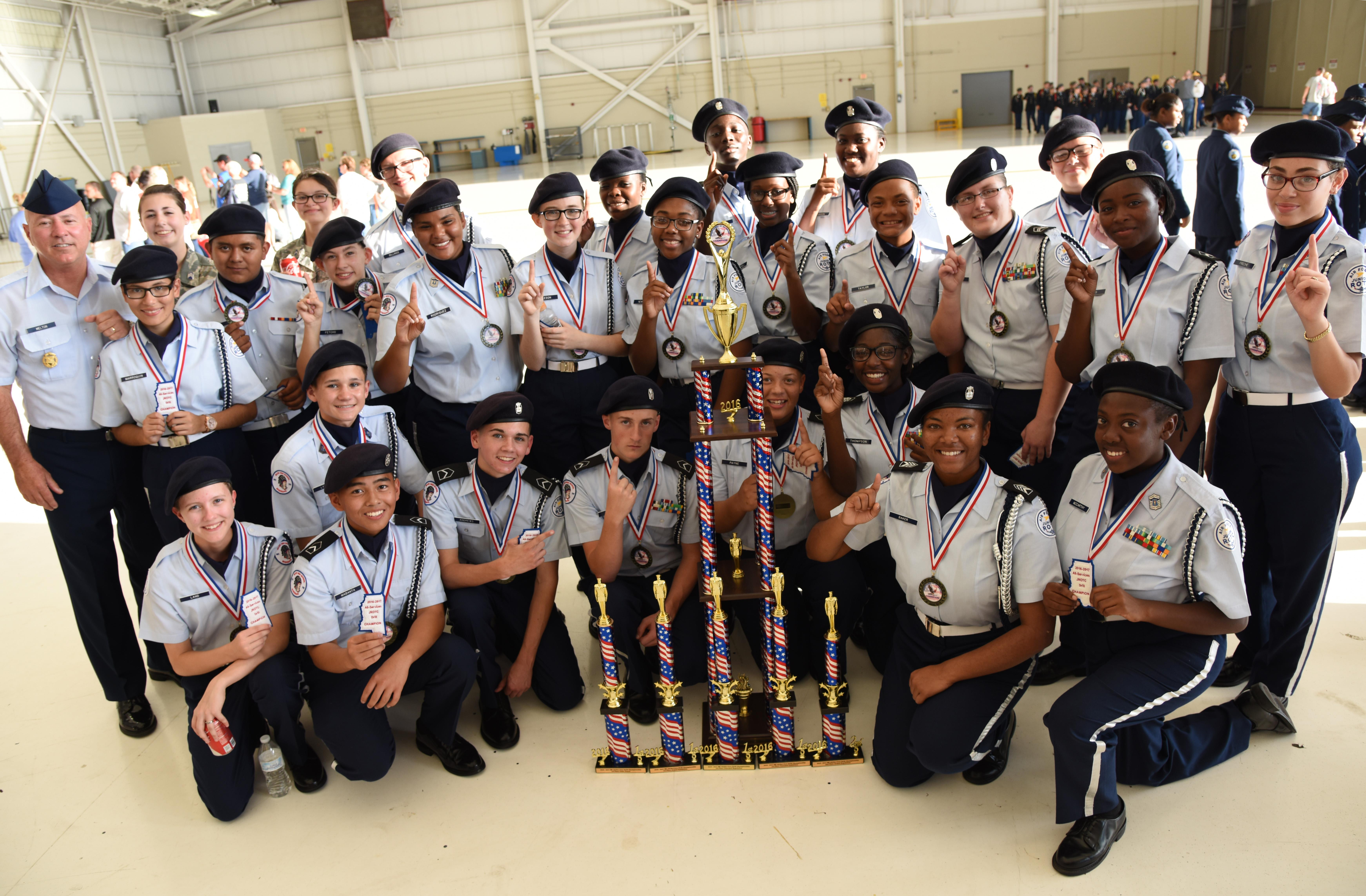 Jrotc Drill Competition
