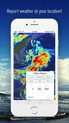 iRAIN mobile app