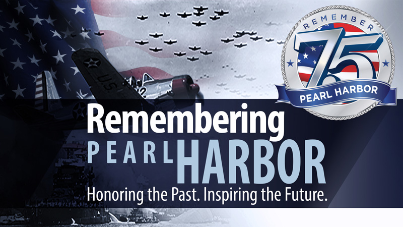 National Pearl Harbor Remembrance Day: 75 Years After the Attack