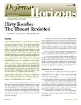 Dirty Bombs: The Threat Revisited