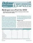 Hydrogen as a Fuel for DOD