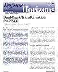 Dual-Track Transformation for NATO