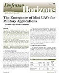 The Emergence of Mini UAVs for Military Applications