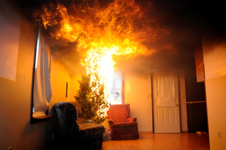 Christmas Fire Prevention Don T Let The Holiday Go Up In