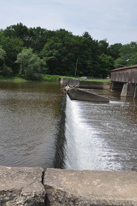 The U.S. Army Corps of Engineers (USACE), Buffalo District along with Ashtabula Metroparks and the Great Lakes Fishery Commission have signed a Project Partnership Agreement on November 1, 2016 for the Harpersfield Dam Fishery and Ecosystem Restoration project.