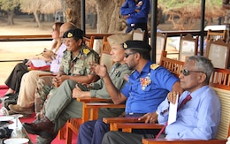 Admiral Harry B. Harris, Jr., Commander of U.S. Pacific Command, visited Sri Lanka November 27-29 to attend the Galle Dialogue 2016 maritime security conference and meet with senior government and military leaders, including President Maithripala Sirisena and Prime Minister Ranil Wickremesinghe.