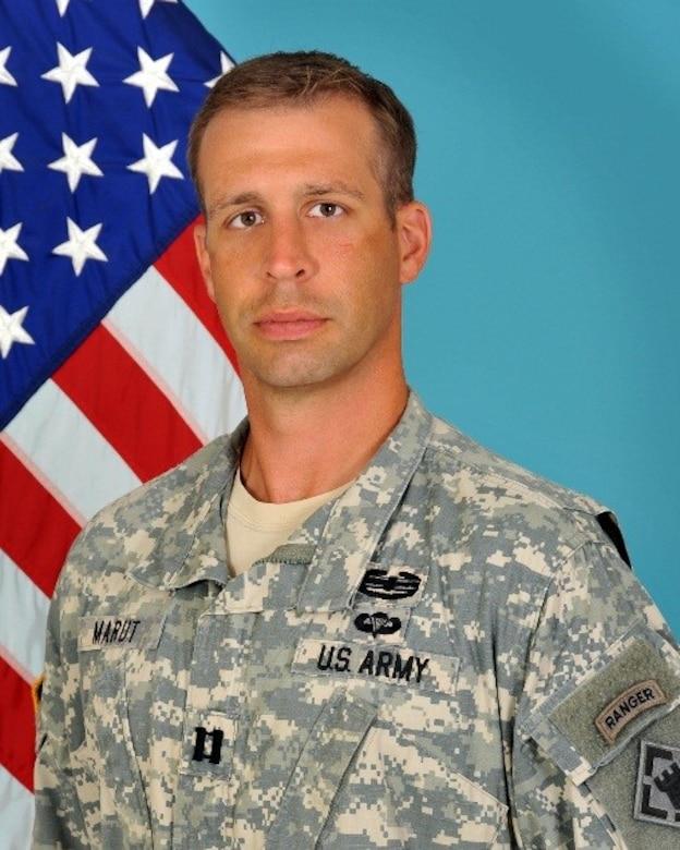 U.S. Army Capt. Joseph Marut III.