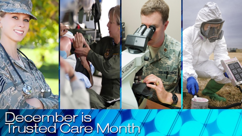 December is Trusted Care month