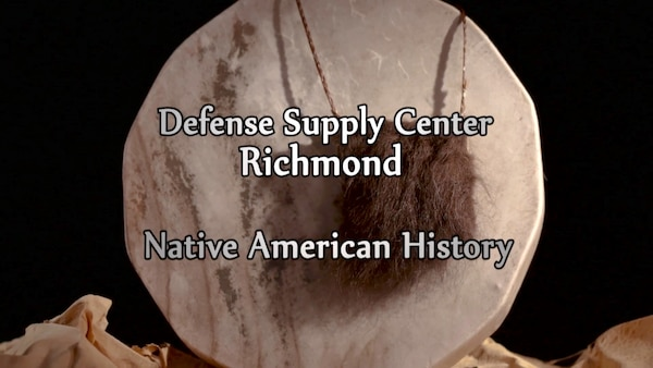 Learn about Defense Supply Center Richmond, Virginia's rich Native American history on Defense Logistics Agency's Youtube channel.