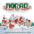 The NORAD Tracks Santa website, www.noradsanta.org, launching Dec 1, features Santa's North Pole Village, which includes a holiday countdown, games, activities, and more. The website is available in eight languages: English, French, Spanish, German, Italian, Japanese, Portuguese, and Chinese.