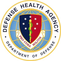Defense Heath Agency seal. DoD graphic