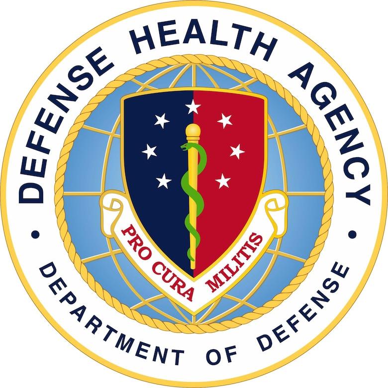 Defense Heath Agency seal. DoD graphic