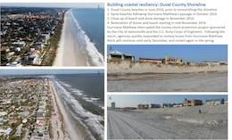 Duval County Shore Protection Project Update