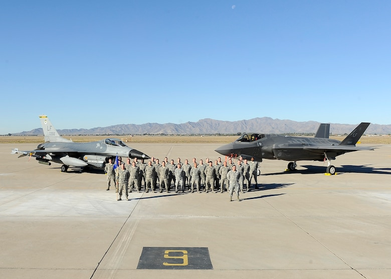Detachment 12 has an essential role in producing F-16 and F-35 maintainers and dispersing them worldwide.