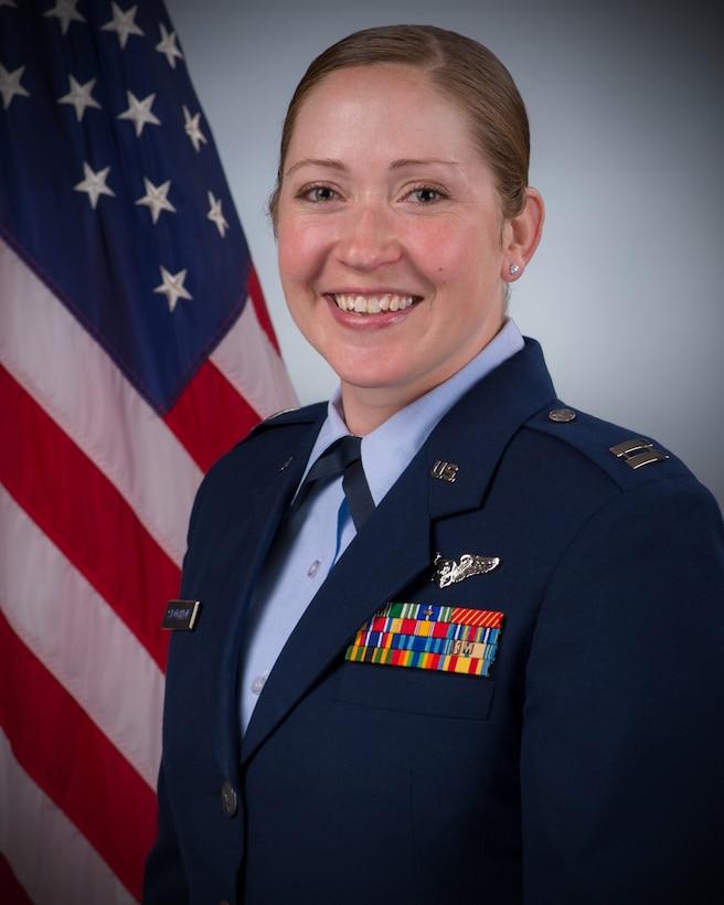 Maria Stoughton promoted to captain.