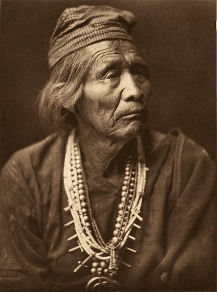 Portrait of Navajo medicine man. (Courtesy photo)