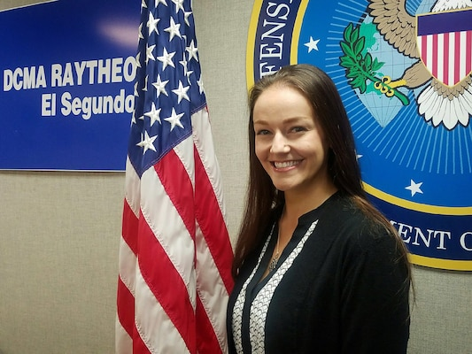 Laura Vossler is a contract administrator at Defense Contract Management Agency Raytheon-Los Angeles.